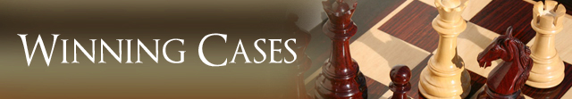 Winning Cases